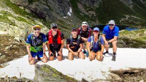 Au-dessus des Lacs des Chéserys - direction Lac Blanc ! · Alpes, Aiguilles Rouges, Vallée de Chamonix, FR · GPS 45°58'58.50'' N 6°53'56.20'' E · Altitude 2199m