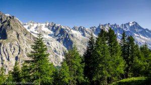Sentier en balcon du Val Vény · Alpes, Massif du Mont-Blanc, Val Vény, IT · GPS 45°47'17.09'' N 6°55'33.28'' E · Altitude 2020m