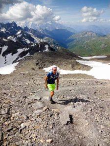 Mont Buet par le Vallon de Bérard · Alpes, Aiguilles Rouges, FR · GPS 46°1'2.32'' N 6°51'6.23'' E · Altitude 2682m
