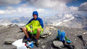 Mont Buet par le Vallon de Bérard · Alpes, Aiguilles Rouges, FR · GPS 46°1'29.31'' N 6°51'9.68'' E · Altitude 3016m