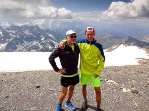 Mont Buet par le Vallon de Bérard · Alpes, Aiguilles Rouges, FR · GPS 46°1'29.33'' N 6°51'9.68'' E · Altitude 3016m