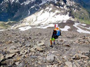 Mont Buet par le Vallon de Bérard · Alpes, Aiguilles Rouges, FR · GPS 46°1'11.39'' N 6°51'4.87'' E · Altitude 2842m
