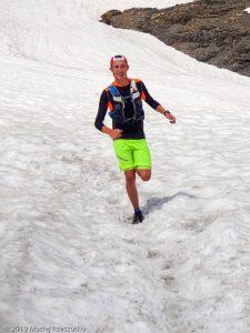 Mont Buet par le Vallon de Bérard · Alpes, Aiguilles Rouges, FR · GPS 46°0'38.98'' N 6°51'20.38'' E · Altitude 2449m