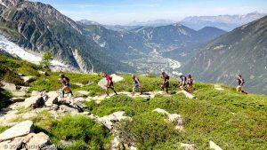Dans la montée au Plan de l'Aiguille du Midi · Alpes, Massif du Mont-Blanc, Vallée de Chamonix, FR · GPS 45°54'14.81'' N 6°52'50.79'' E · Altitude 2083m