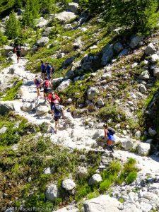 Traversée Plan-Montenvers · Alpes, Massif du Mont-Blanc, Vallée de Chamonix, FR · GPS 45°54'54.75'' N 6°53'57.86'' E · Altitude 2048m