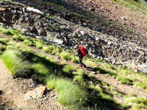Montée au Col Carrel · Alpes, Alpes grées, Val d'Aoste, IT · GPS 45°40'48.92'' N 7°21'33.62'' E · Altitude 2529m