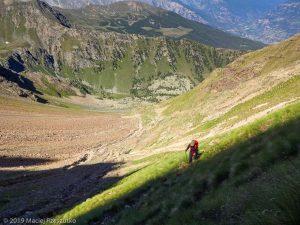Montée au Col Carrel · Alpes, Alpes grées, Val d'Aoste, IT · GPS 45°40'55.21'' N 7°22'2.19'' E · Altitude 2812m
