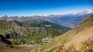 Col Carrel · Alpes, Alpes grées, Val d'Aoste, IT · GPS 45°40'57.41'' N 7°22'4.27'' E · Altitude 2869m