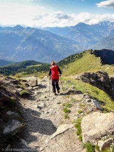 Retour au Lac Chamoé · Alpes, Alpes grées, Val d'Aoste, IT · GPS 45°40'13.61'' N 7°20'18.24'' E · Altitude 2615m