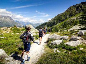 Traversée Plan-Montenvers · Alpes, Massif du Mont-Blanc, Vallée de Chamonix, FR · GPS 45°54'51.18'' N 6°53'53.49'' E · Altitude 2081m