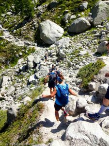 Traversée Plan-Montenvers · Alpes, Massif du Mont-Blanc, Vallée de Chamonix, FR · GPS 45°54'53.95'' N 6°53'56.84'' E · Altitude 2072m