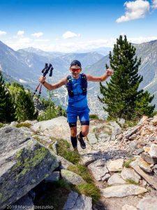 Sur la traversée Plan de l'Aiguille - Montenvers Mer de Glace · Alpes, Massif du Mont-Blanc, Vallée de Chamonix, FR · GPS 45°55'38.82'' N 6°54'31.33'' E · Altitude 2125m