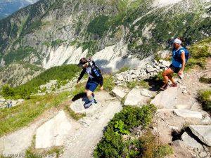 Traversée Plan-Montenvers · Alpes, Massif du Mont-Blanc, Vallée de Chamonix, FR · GPS 45°55'43.42'' N 6°54'46.10'' E · Altitude 2153m