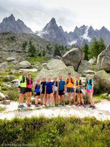 Juste au-dessous des Aiguilles de Chamonix · Alpes, Massif du Mont-Blanc, Vallée de Chamonix, FR · GPS 45°54'51.29'' N 6°53'53.39'' E · Altitude 2093m