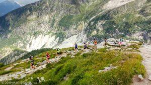 Descente à Montenvers Mer de Glace · Alpes, Massif du Mont-Blanc, Vallée de Chamonix, FR · GPS 45°55'42.64'' N 6°54'45.42'' E · Altitude 2178m
