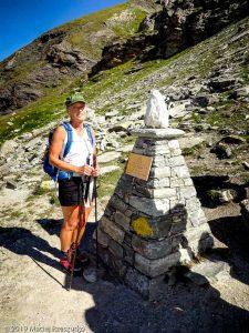 Col de Pinter · Alpes, Val d'Aoste, Vallée d'Ayas, IT · GPS 45°49'10.18'' N 7°47'15.28'' E · Altitude 2777m