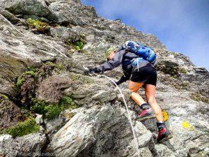 Crête sommitale de la Testa Grigia · Alpes, Val d'Aoste, Vallée d'Ayas, IT · GPS 45°49'50.46'' N 7°47'14.47'' E · Altitude 3205m