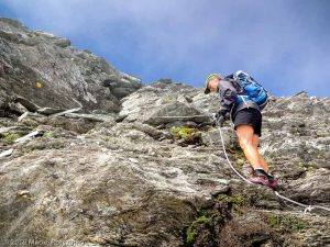 Crête sommitale de la Testa Grigia · Alpes, Val d'Aoste, Vallée d'Ayas, IT · GPS 45°49'50.52'' N 7°47'14.32'' E · Altitude 3206m