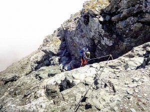 Crête sommitale de la Testa Grigia · Alpes, Val d'Aoste, Vallée d'Ayas, IT · GPS 45°49'48.34'' N 7°47'15.79'' E · Altitude 3209m