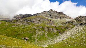 Lacs de Pénte-Pinter · Alpes, Val d'Aoste, Vallée d'Ayas, IT · GPS 45°49'8.06'' N 7°47'0.84'' E · Altitude 2642m