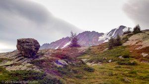 Dans le Vallon du Nivolet · Alpes, Val d'Aoste, Parc National du Grand Paradis, IT · GPS 45°31'19.26'' N 7°10'58.39'' E · Altitude 2356m