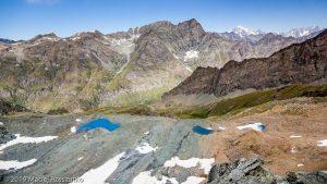 Au Col Leynir · Alpes, Val d'Aoste, Parc National du Grand Paradis, IT · GPS 45°31'10.22'' N 7°8'22.87'' E · Altitude 3066m