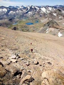Dernière pente avant le sommet · Alpes, Val d'Aoste, Parc National du Grand Paradis, IT · GPS 45°31'20.15'' N 7°8'52.62'' E · Altitude 3438m