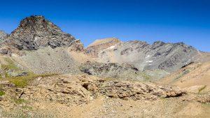 Retour au Col du Nivolet · Alpes, Val d'Aoste, Parc National du Grand Paradis, IT · GPS 45°30'2.90'' N 7°8'3.06'' E · Altitude 2745m