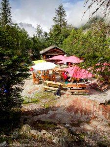 Traversée Plan-Montenvers · Alpes, Massif du Mont-Blanc, Vallée de Chamonix, FR · GPS 45°56'23.40'' N 6°55'2.79'' E · Altitude 1622m