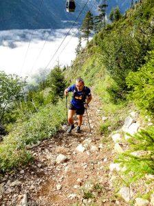 Grand Balcon Sud · Alpes, Aiguilles Rouges, Vallée de Chamonix, FR · GPS 45°55'55.96'' N 6°51'22.19'' E · Altitude 1677m