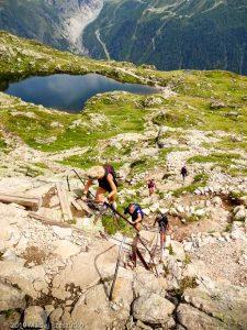 Grand Balcon Sud · Alpes, Aiguilles Rouges, Vallée de Chamonix, FR · GPS 45°58'55.45'' N 6°53'43.27'' E · Altitude 2205m