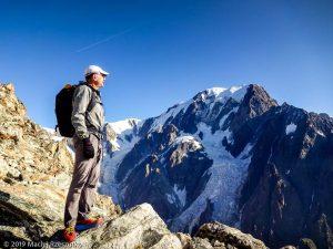 Ascension du Petit Mont Blanc · Alpes, Massif du Mont-Blanc, Val Vény, IT · GPS 45°47'27.73'' N 6°50'5.15'' E · Altitude 3313m