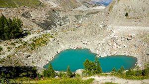 Lac du Miage · Alpes, Massif du Mont-Blanc, Val Vény, IT · GPS 45°46'39.64'' N 6°52'10.58'' E · Altitude 2094m