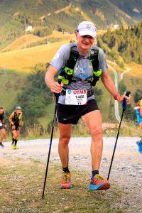 UTMB · Alpes, Massif du Mont-Blanc, FR · GPS 45°53'48.87'' N 6°48'0.40'' E · Altitude 995m