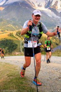 UTMB · Alpes, Massif du Mont-Blanc, FR · GPS 45°53'48.78'' N 6°48'0.31'' E · Altitude 995m