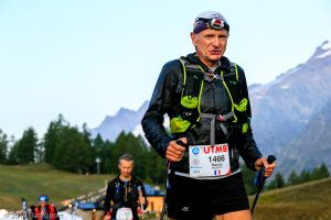 UTMB · Alpes, Massif du Mont-Blanc, IT · GPS 45°47'30.70'' N 6°56'7.61'' E · Altitude 1872m