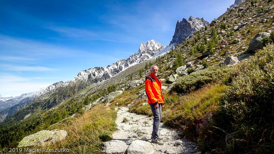 Traversée Montenvers-Plan · Alpes, Massif du Mont-Blanc, Vallée de Chamonix, FR · GPS 45°54'20.71'' N 6°53'16.08'' E · Altitude -m