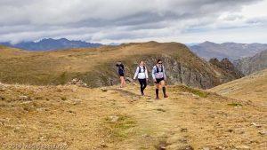 Puig de la Coma d'Or depuis le col de Puymorens · Pyrénées, Pyrénées ariégeoises, Puymorens, FR · GPS 42°34'54.28'' N 1°51'41.44'' E · Altitude 2567m