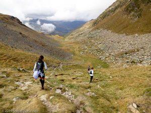 Puig de la Coma d'Or depuis le col de Puymorens · Pyrénées, Pyrénées ariégeoises, Puymorens, FR · GPS 42°34'55.55'' N 1°51'6.78'' E · Altitude 2468m