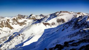 Crête du Port d'Envalira · Pyrénées, Andorre, Canillo, AD · GPS 42°34'52.42'' N 1°42'29.90'' E · Altitude 2727m