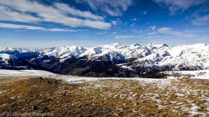 Crête du Port d'Envalira · Pyrénées, Andorre, Canillo, AD · GPS 42°34'20.59'' N 1°41'42.26'' E · Altitude 2571m