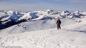 Crête du Port d'Envalira · Pyrénées, Andorre, Canillo, AD · GPS 42°33'53.02'' N 1°42'32.74'' E · Altitude 2598m
