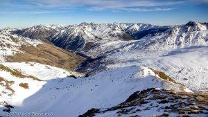 Crête du Port d'Envalira · Pyrénées, Andorre, Canillo, AD · GPS 42°33'19.56'' N 1°43'14.30'' E · Altitude 2614m