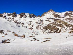 Vallon du Siscar · Pyrénées, Ariège, Haute-Ariège, FR · GPS 42°35'49.81'' N 1°44'57.70'' E · Altitude 2182m