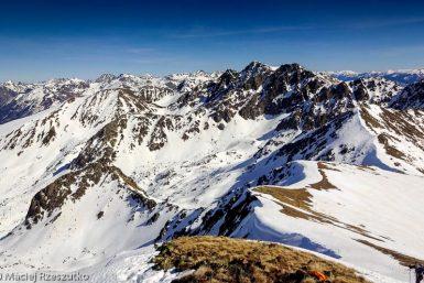Depuis le sommet de Pic Negre d'Envalira · Pyrénées, Pyrénées Orientales, Puymorens, FR · GPS 42°31'6.39'' N 1°43'21.29'' E · Altitude 2818m