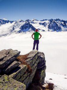 Sarrat de Casalins · Pyrénées, Ariège, Ascou, FR · GPS 42°41'25.29'' N 1°57'30.87'' E · Altitude 2061m