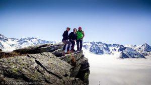 Sarrat de Casalins · Pyrénées, Ariège, Ascou, FR · GPS 42°41'25.47'' N 1°57'30.91'' E · Altitude 2060m