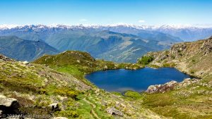 Etang d'Appy · Pyrénées, Pyrénées Ariégoises, Massif de Tabe, FR · GPS 42°49'5.50'' N 1°44'49.14'' E · Altitude 1801m