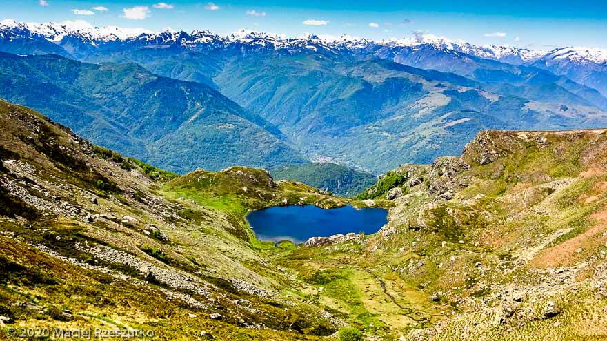 Etang d'Appy · Pyrénées, Pyrénées Ariégoises, Massif de Tabe, FR · GPS 42°49'17.55'' N 1°45'1.97'' E · Altitude 1947m