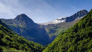 Cirque de Cagateille · Pyrénées, Pyrénées Ariégoises, Couserans, FR · GPS 42°45'23.69'' N 1°17'18.71'' E · Altitude 1051m